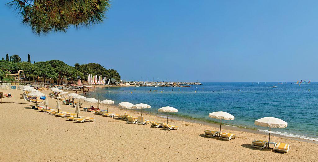 La Méditerranée sera en accès direct, vous n'aurez qu'à le vouloir !