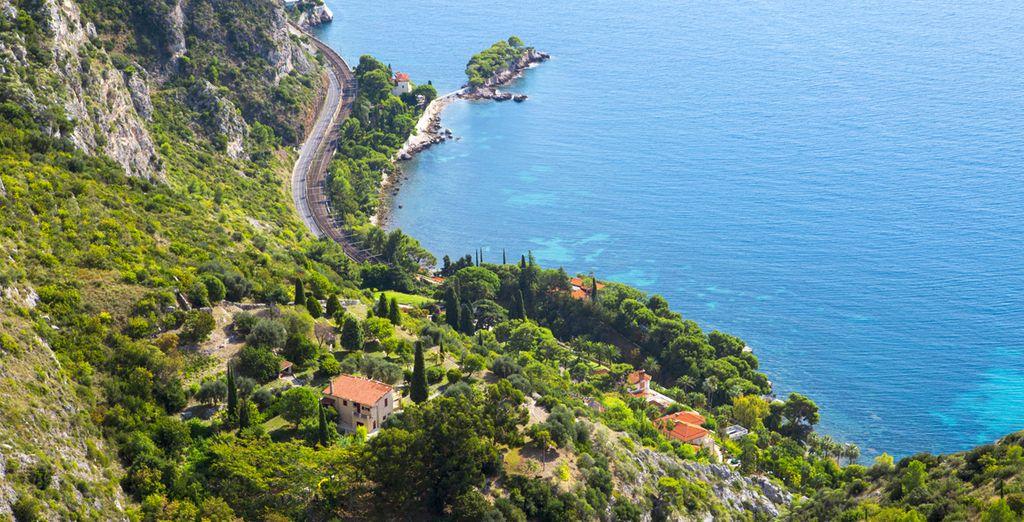 Profitez de la Côte d'Azur