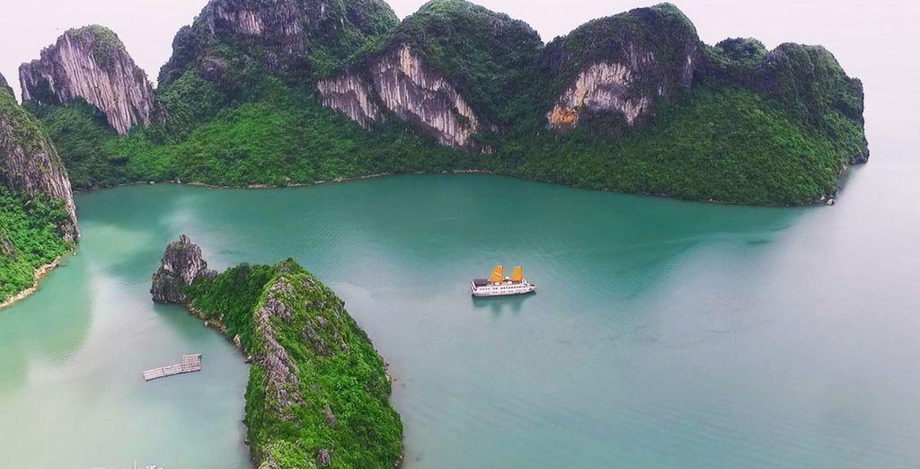 Celle de la baie d'Halong