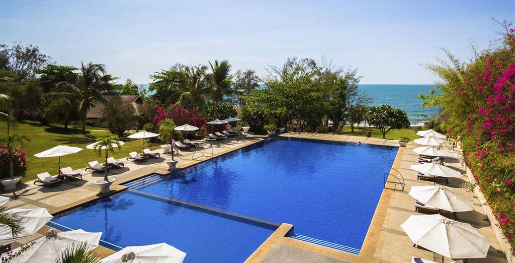 Le temps de quelques jours au Victoria Phan Thiet Resort