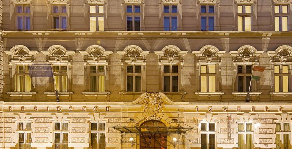 Découvrez l'élégance du Mamaison Résidence Izabella 4* - Mamaison Résidence Izabella 4* Budapest