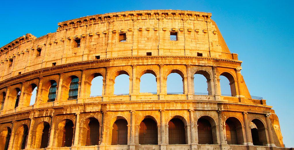 Rome n'attend que vous !