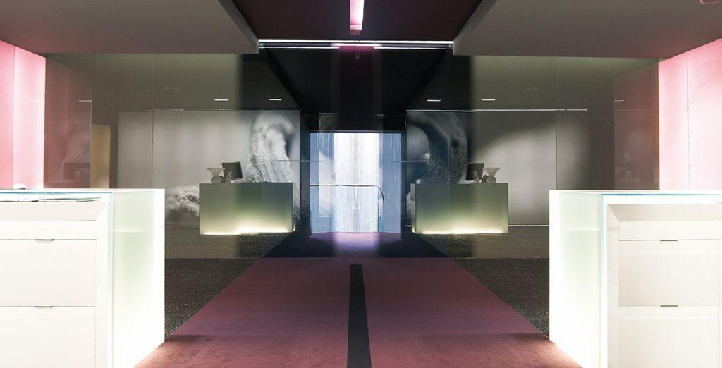 Poussez les portes de l'hôtel The Vine, un 5* design
