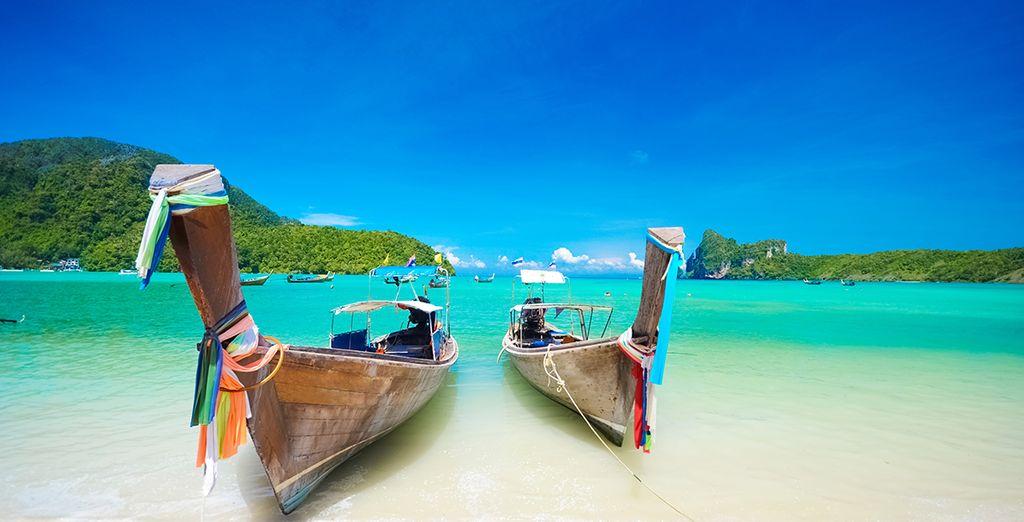 Vous reviendrez sous le charme de la Thaïlande !
