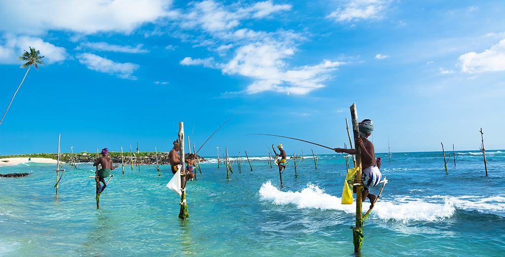 Lors de votre voyage, vous pourrez vous imprégner de l'atmosphère particulière de l'île