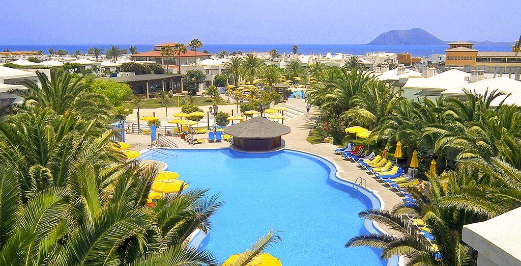 et évadez-vous ! - Hôtel Suite Atlantis Fuerteventura Resort 4* Corralejo
