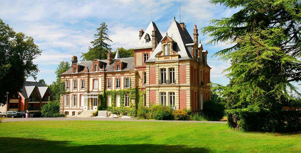 Bienvenue au Château de Pretreville