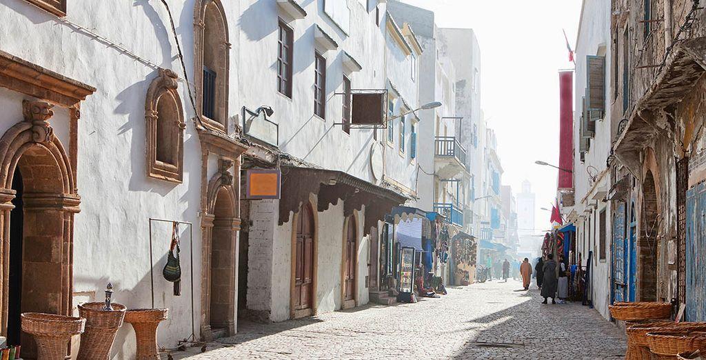 Bonnes vacances à Essaouira