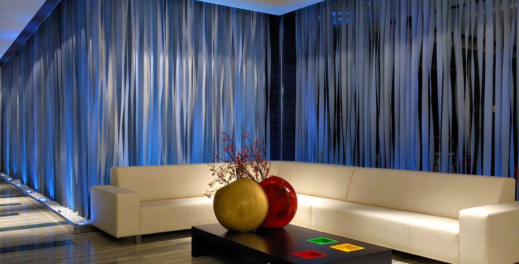 Une décoration moderne et cosy