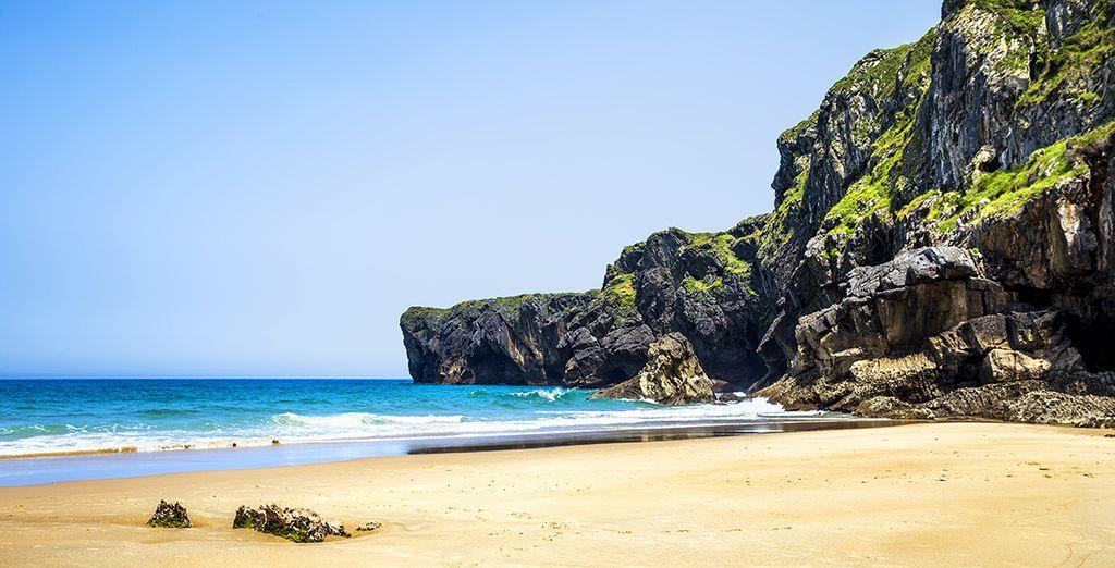 Prélassez-vous sur les nombreuses plages paradisiaques du Cap-Vert