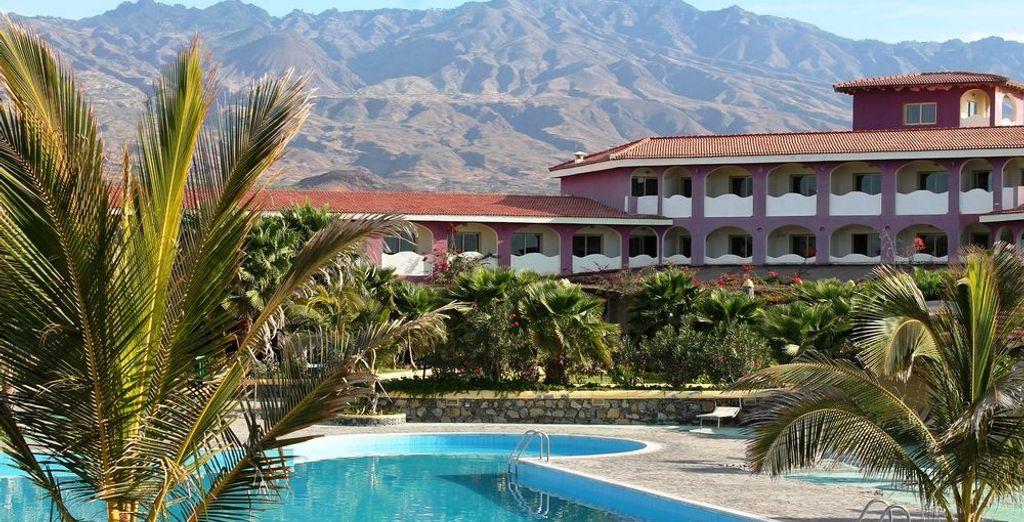 Hôtel de luxe à Cap Vert