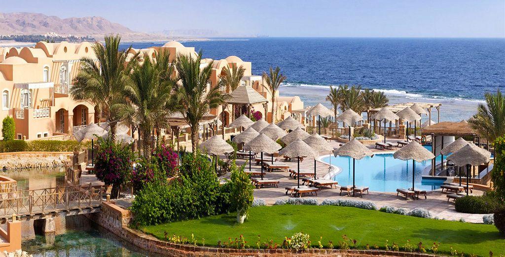 Partez pour des vacances dépaysantes - Radisson Blu Resort El Quseir 5* ou combiné Croisière Louxor