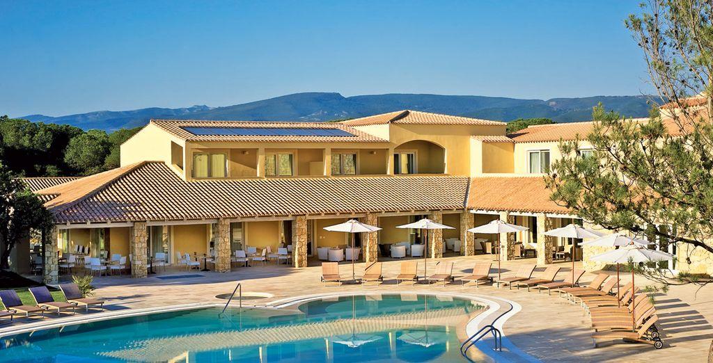 Bienvenue au Golf Hôtel Is Arenas 5*
