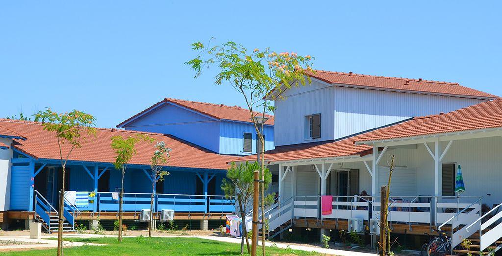 Où vous attend la résidence La Grenadine, nichée dans un environnement naturel et sauvage
