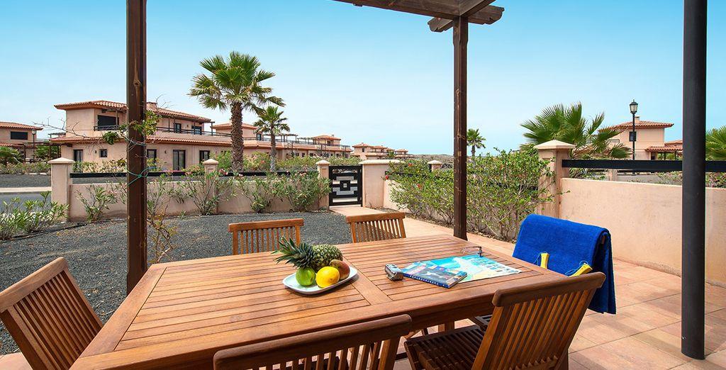 Où vous pourrez profiter du généreux soleil de Fuerteventura