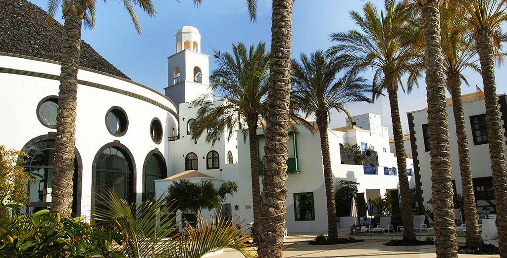 Détendez-vous en toute intimité - Hôtel Volcan Lanzarote 5* Arrecife
