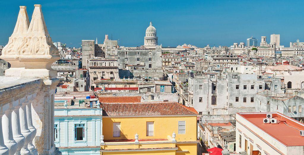 Tout commence à la Havane