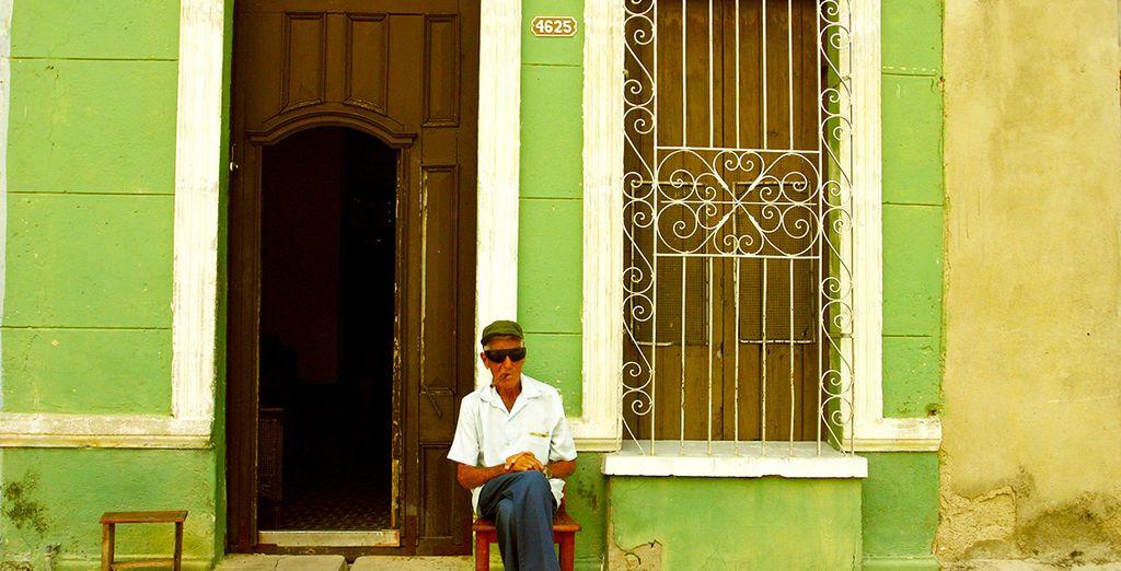 Cuba l'intemporelle vous marquera... suivez-nous !