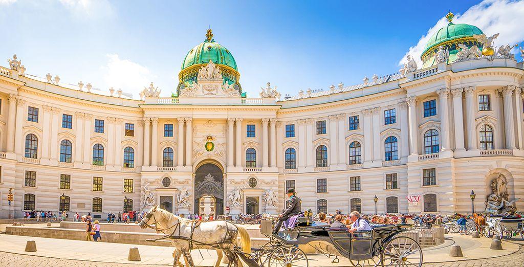 Direction Vienne... - Falkensteiner Hotel Wien Margareten 4* Vienne