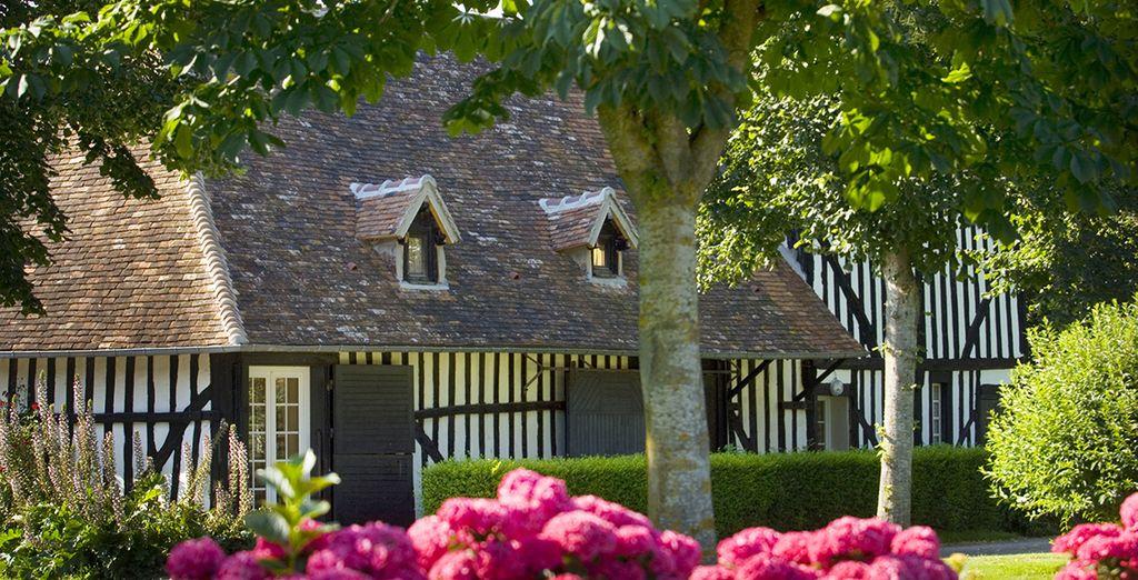 Découvrez la douceur de la campagne normande - Village Pierre & Vacances Le Normandy Garden Branville