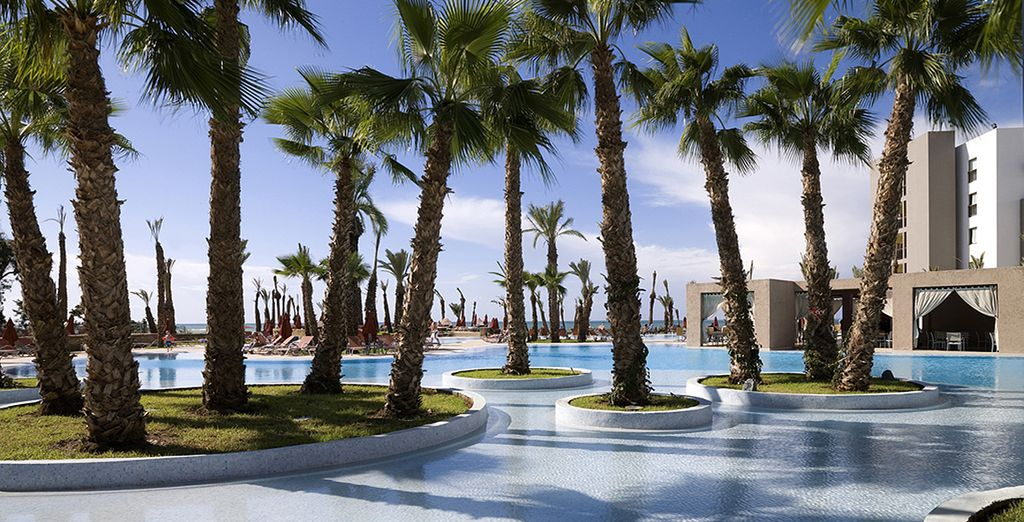 Au Royal Atlas 5* - Hôtel Royal Atlas 5* Agadir