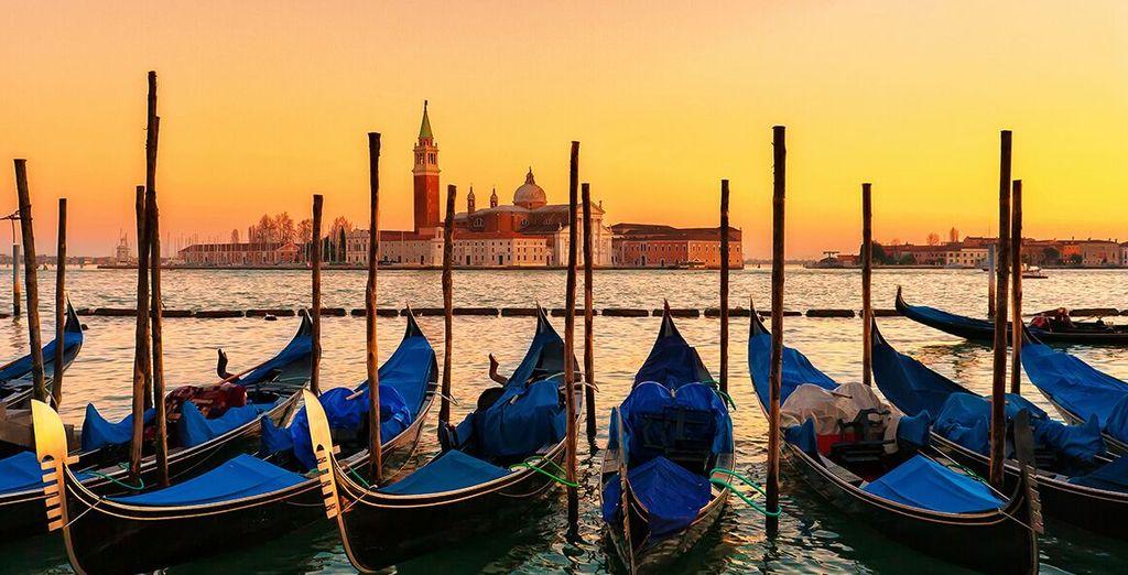 Ouvrez une parenthèse romantique - Hôtel Savoia & Jolanda 4* Venise