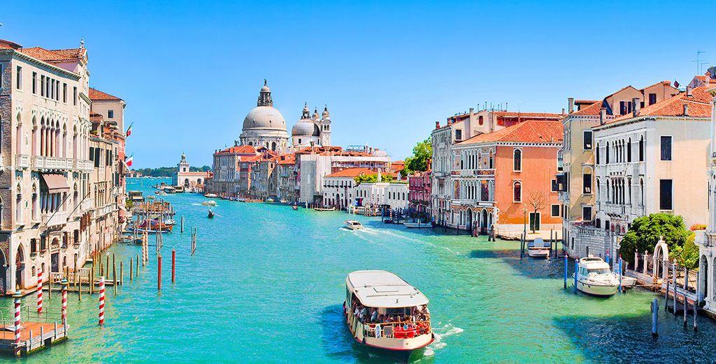 Bon séjour à Venise