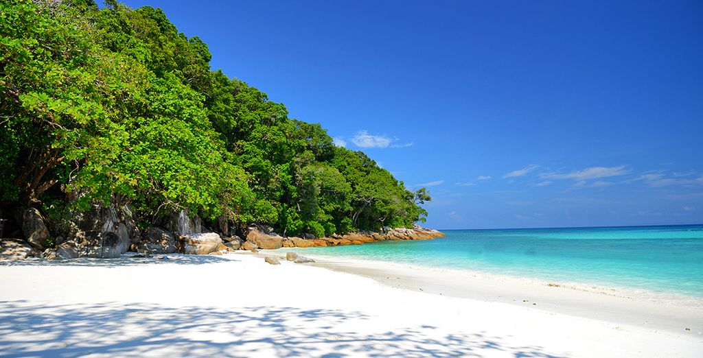Pour un dépaysement de chaque instant à un peu plus d'une heure de Phuket
