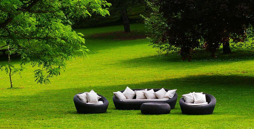 Octroyez-vous des moments de détente en plein air