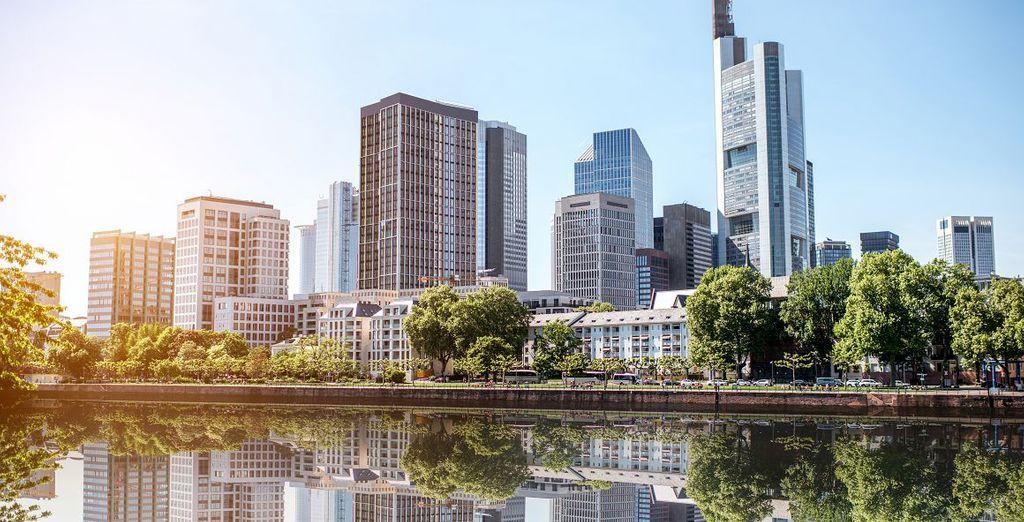 Découvrez une destination peu commune : Francfort ! - Hôtel NH Frankfurt Niederrad 4* Munich