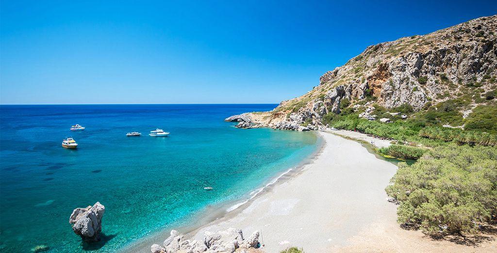Mettez le cap sur la Crète...