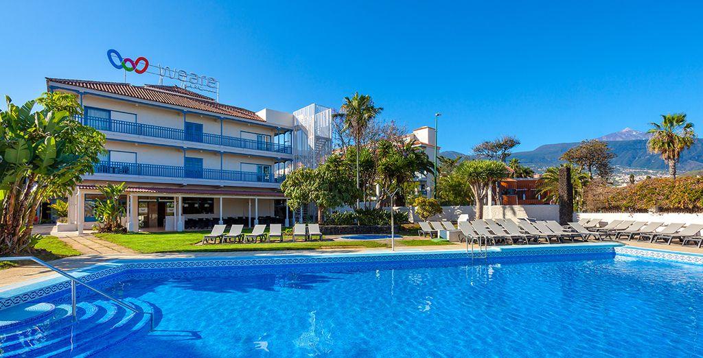 Le temps d'un séjour à l'hôtel Weare La Paz 4*.