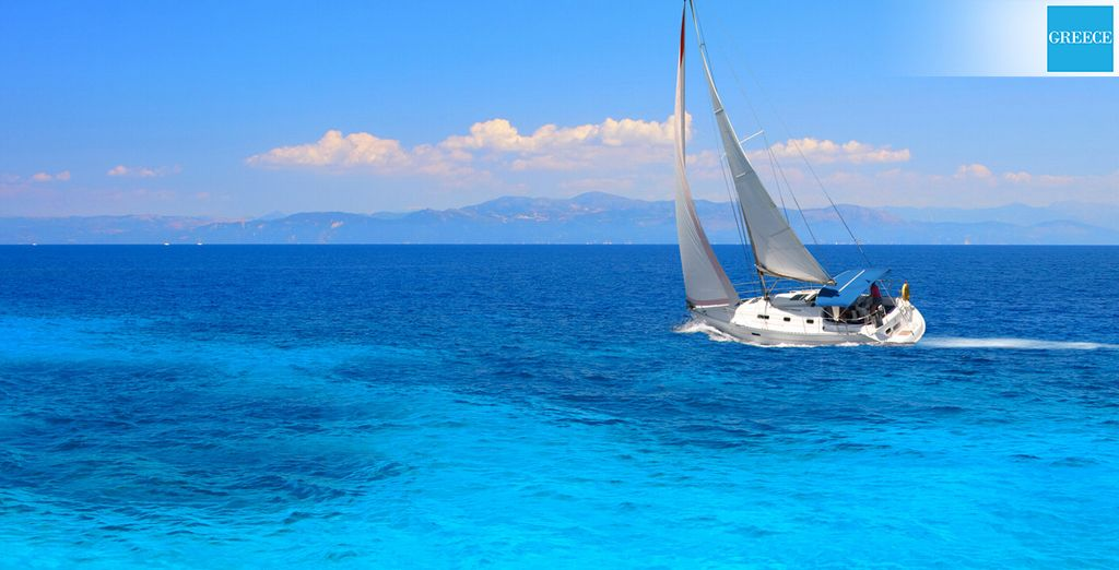 Direction les plages de Rhodes à l'Aldemar Paradise Village