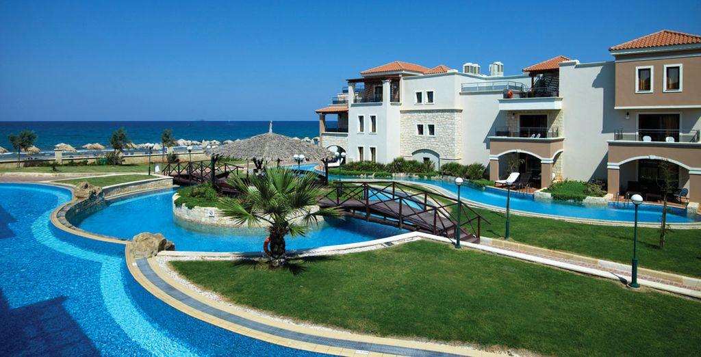 Nous vous attendons en Crète