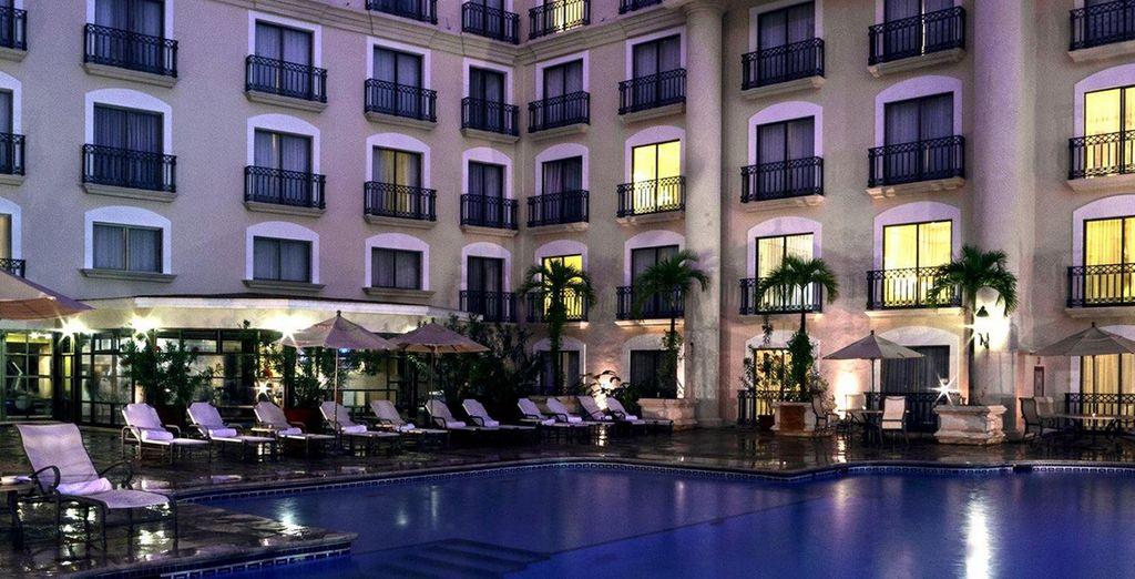 Pendant votre circuit, vous séjournerez dans des hôtels de catégorie 4* ou 5*