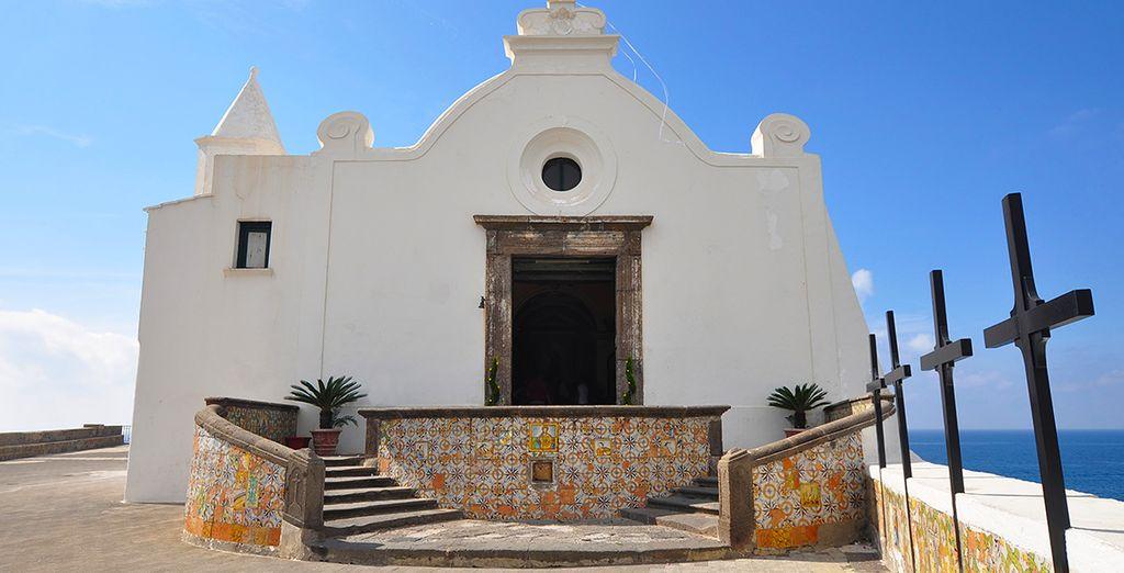 Les églises...