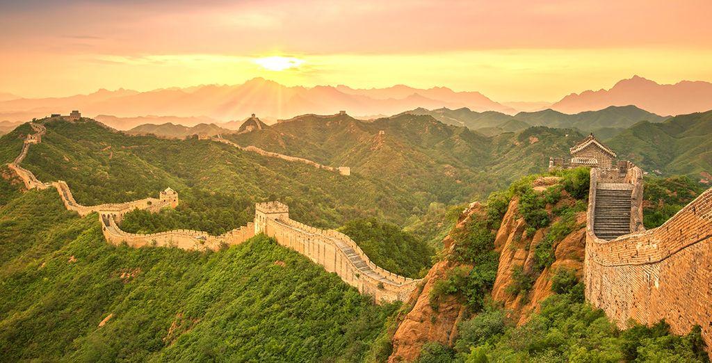 Photographie de la Grande Muraille de Chine