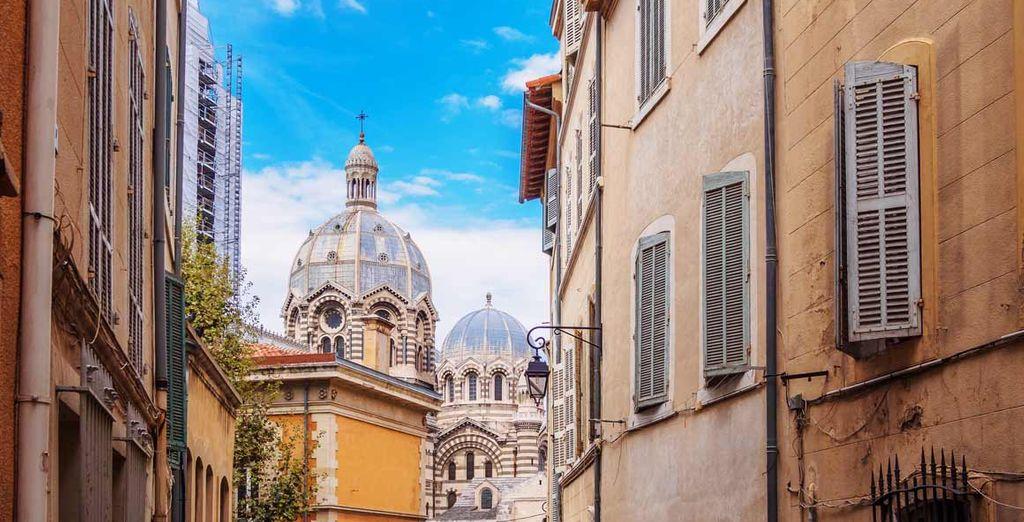 Partez à la découverte de Marseille et de ses immanquables