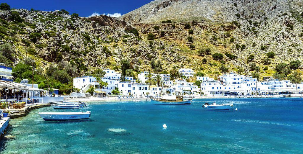 Entre petits villages de pêcheurs authentiques...
