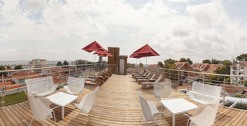 Grand Atlantic Hôtel 4* avec Voyage Privé
