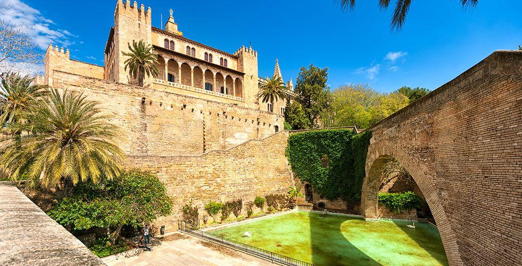 Ne manquez pas de visiter la ville de Palma de Mallorca