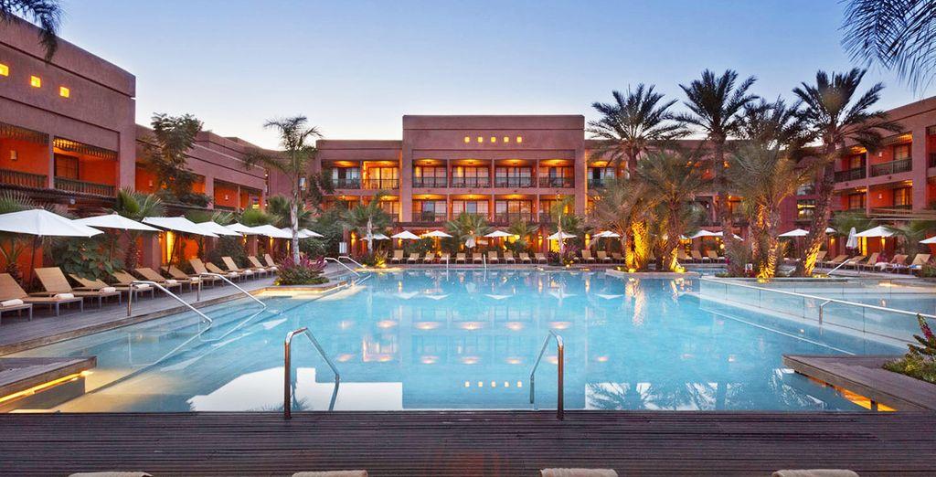 Laissez-vous emporter par la magie de l'Hôtel du Golf...