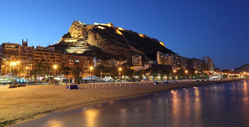 Et partez ensuite à la découverte de la région entre Alicante et Murcia