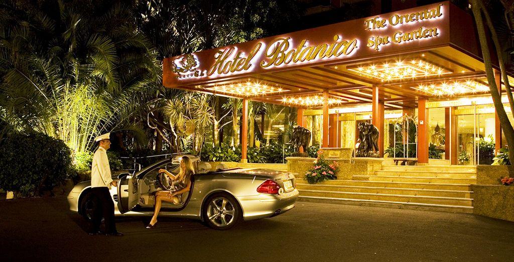 Bienvenue à l'Hôtel Botanico & Oriental Spa Garden 5* de Ténérife