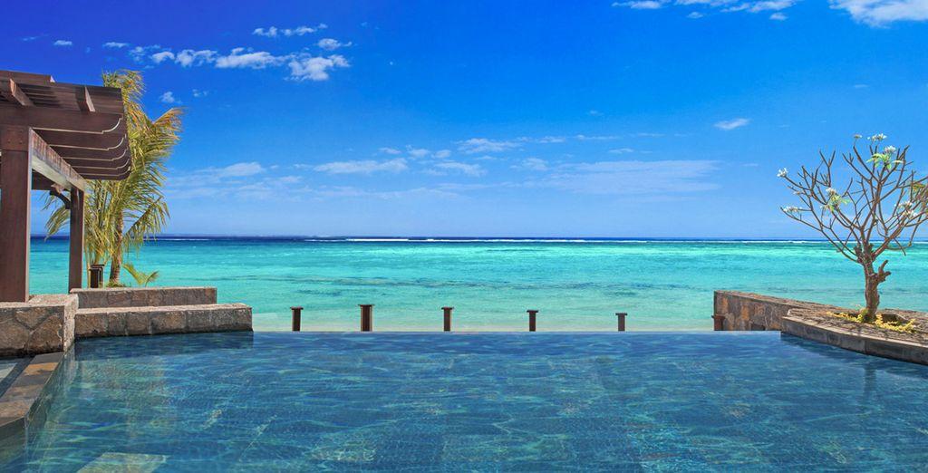 Sur une île paradisiaque...