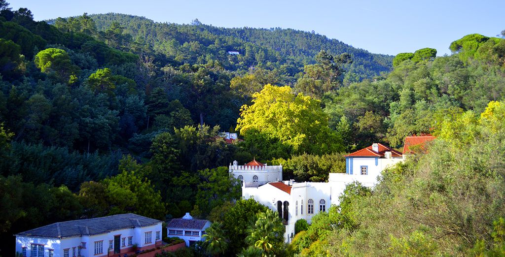 Ne manquez pas de découvrir Caldas de Monchique et ses maisons blanches