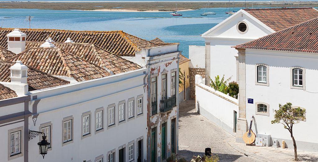 Mais aussi le joli village de Faro