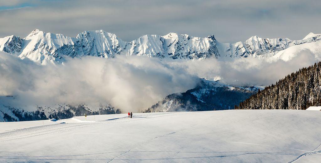 Les Alpes n'attendent plus que vous !