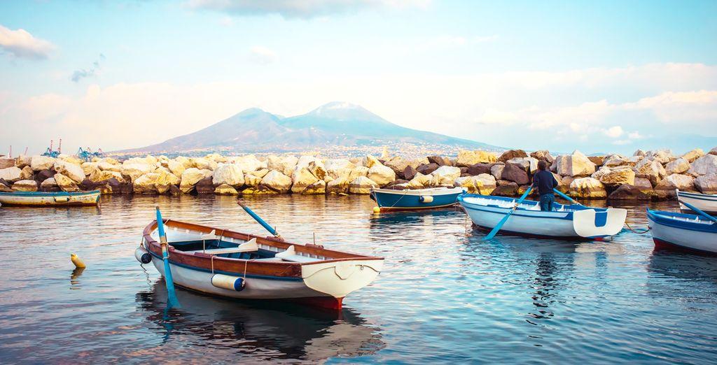 Puis découvrez Naples