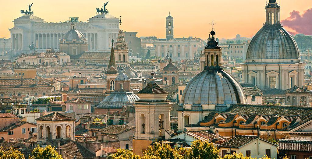 Avant de rejoindre le Vatican...
